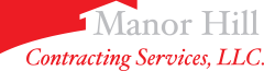 Manor Hill Contracting Logo